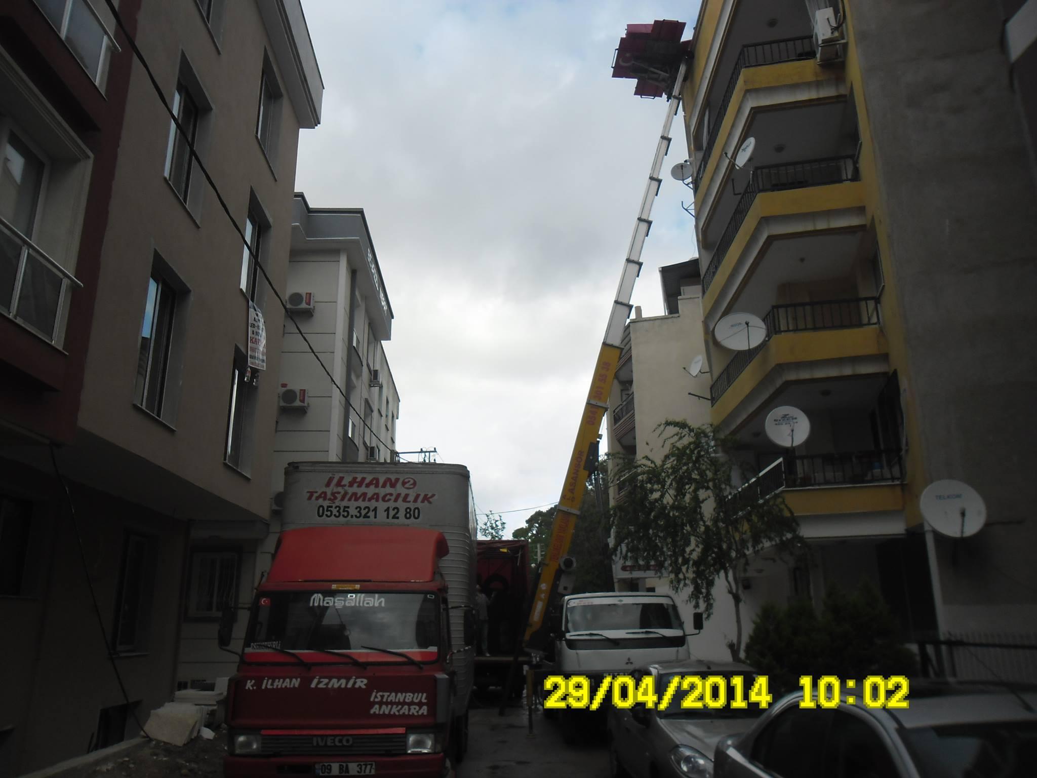 İzmir İlhan Nakliyat